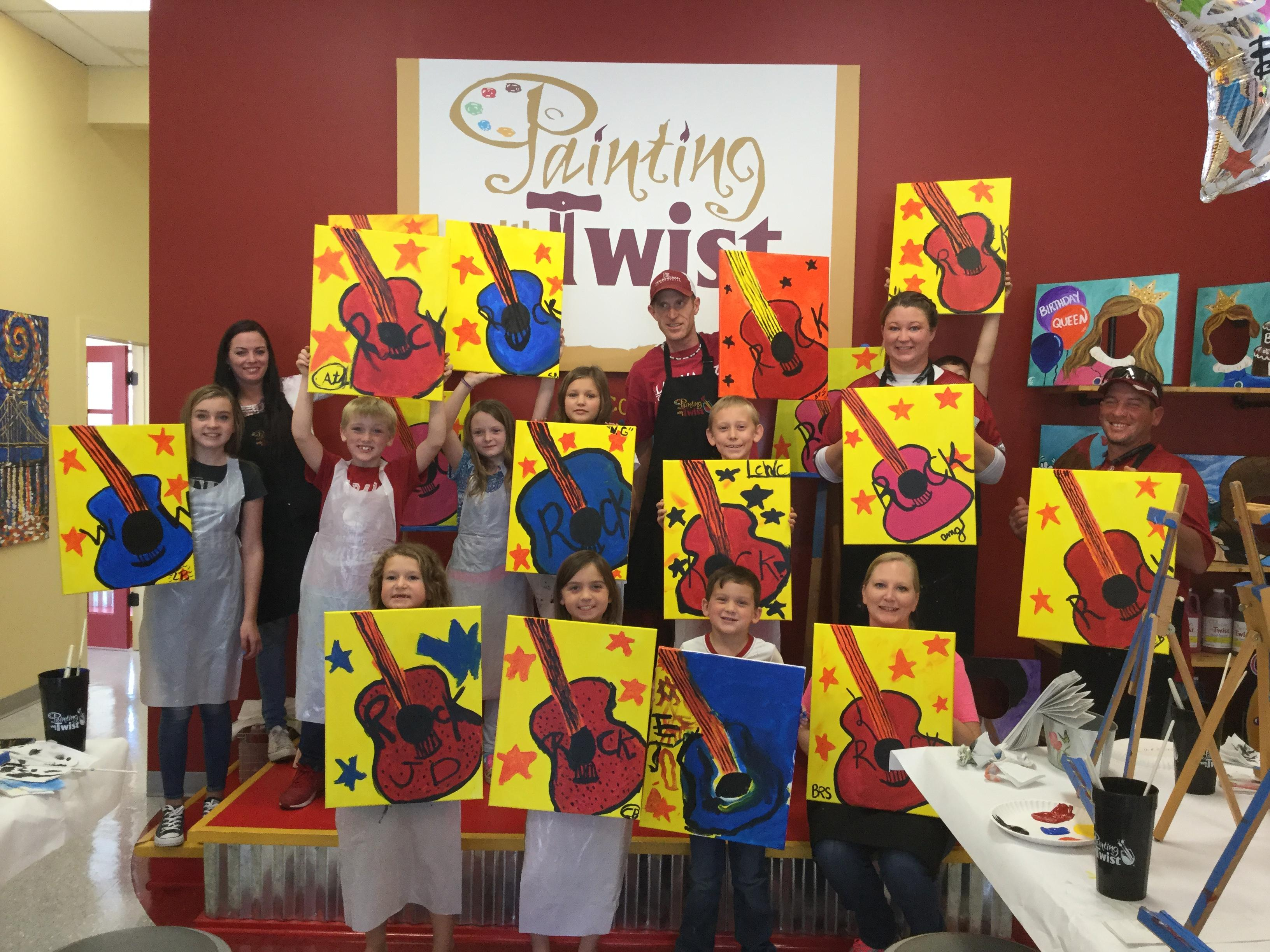 painting with a twist in columbus ga 31909