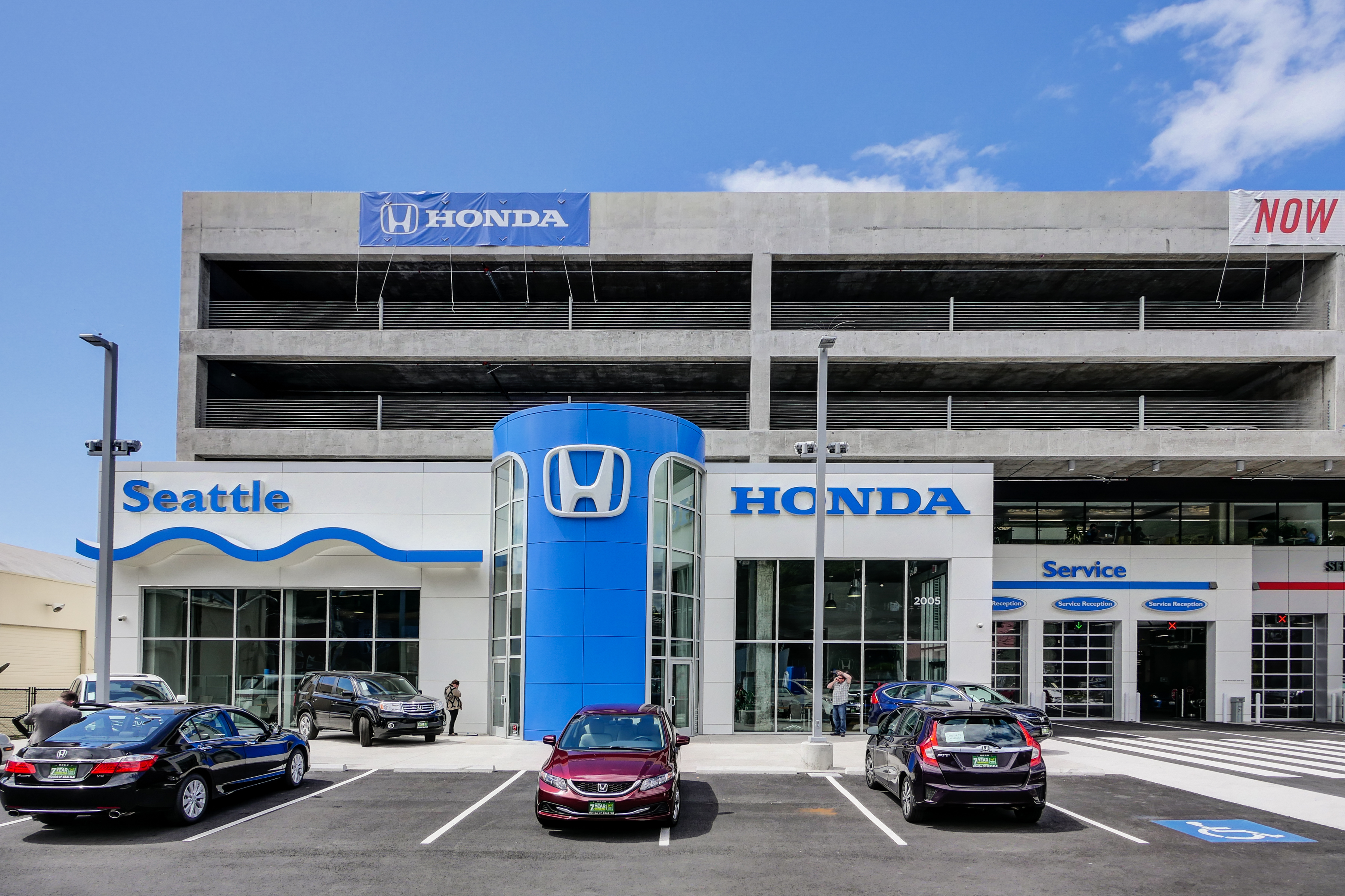 For Maps And Directions To Honda Of Seattle View The Map To The Right. For  Reviews Of Honda Of Seattle See Below.