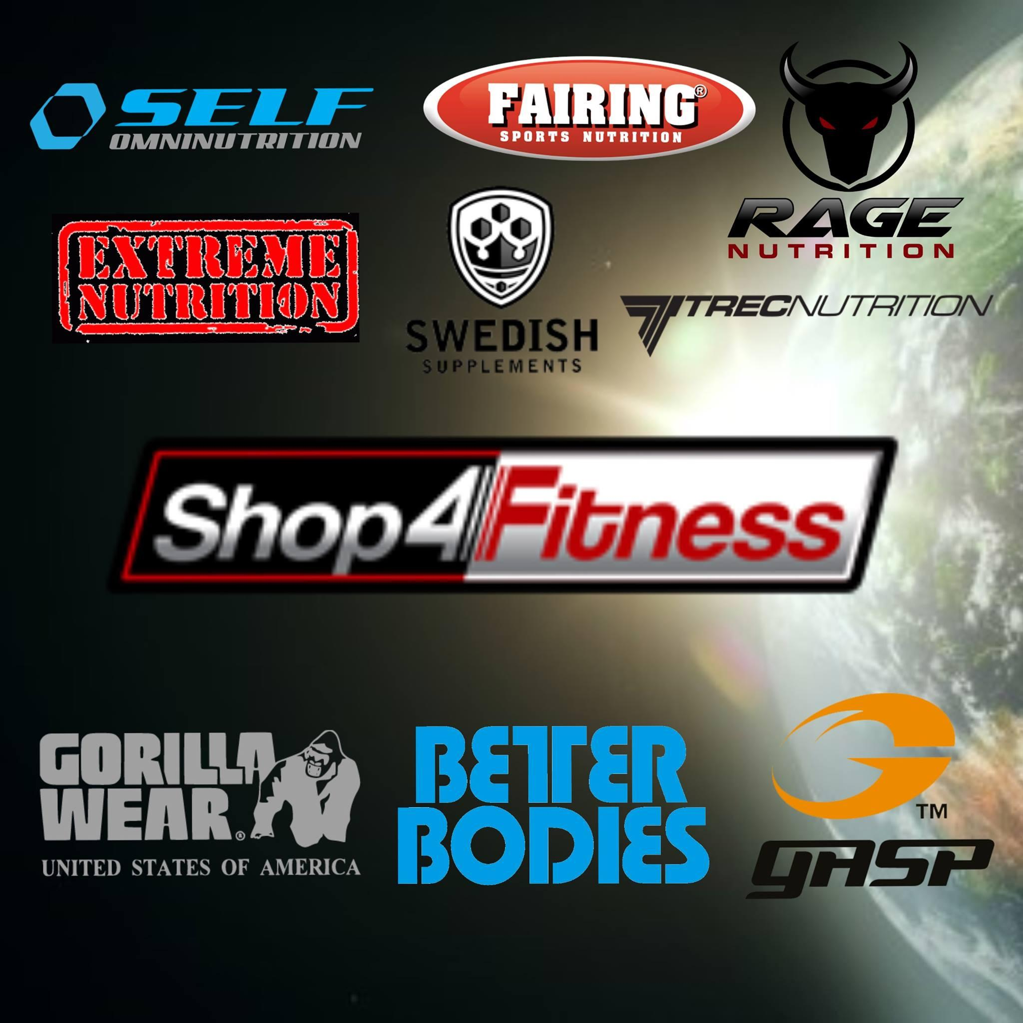 Shop4fitness AS