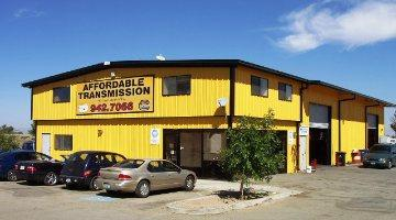 Affordable Transmission and Auto Repair Center