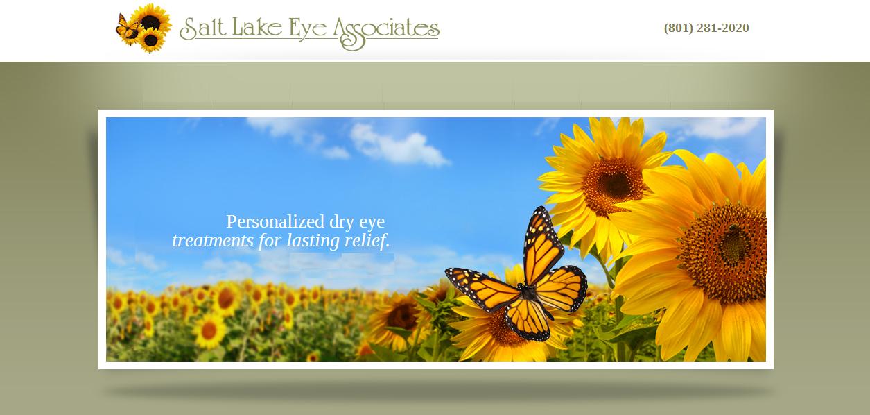 Salt Lake Eye Associates - ad image