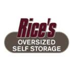 Rice's Oversized Self Storage
