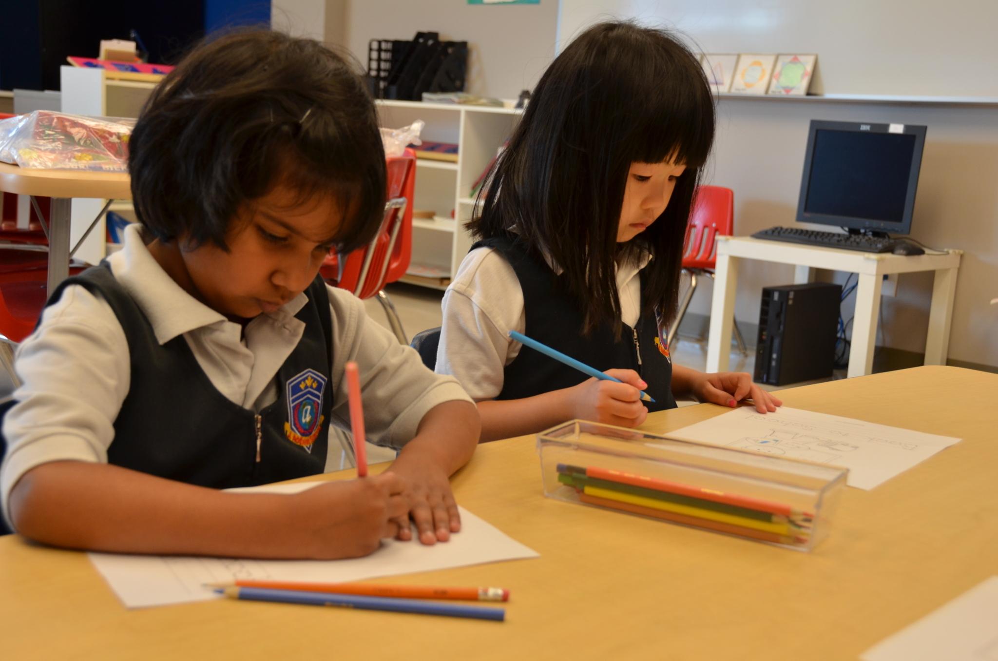 J Addison School in Markham: Montessori programs at J. Addison School