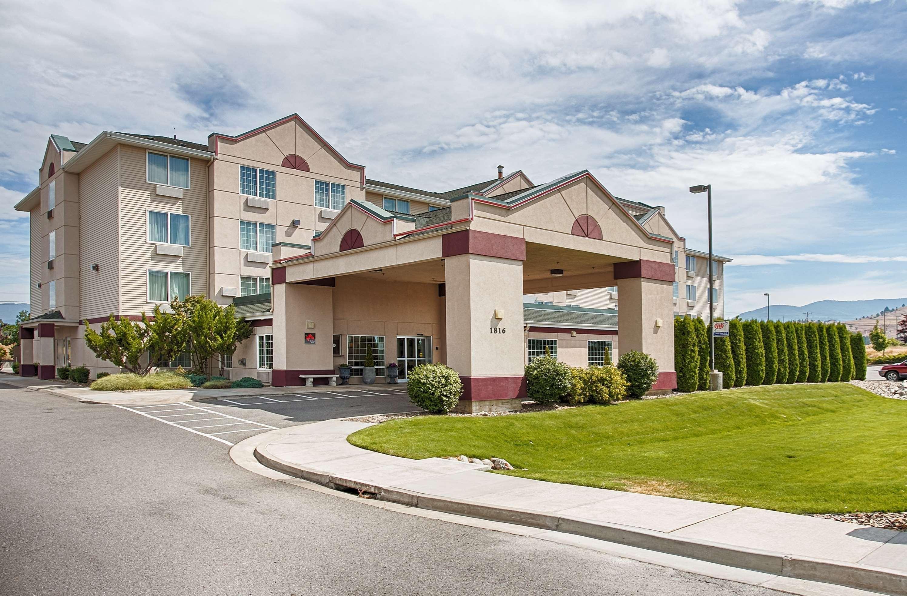 Liberty Lake Motels