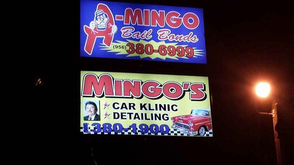 A-Mingo Bail Bonds - Edinburg, TX 78541 - (956)380-6999 | ShowMeLocal.com