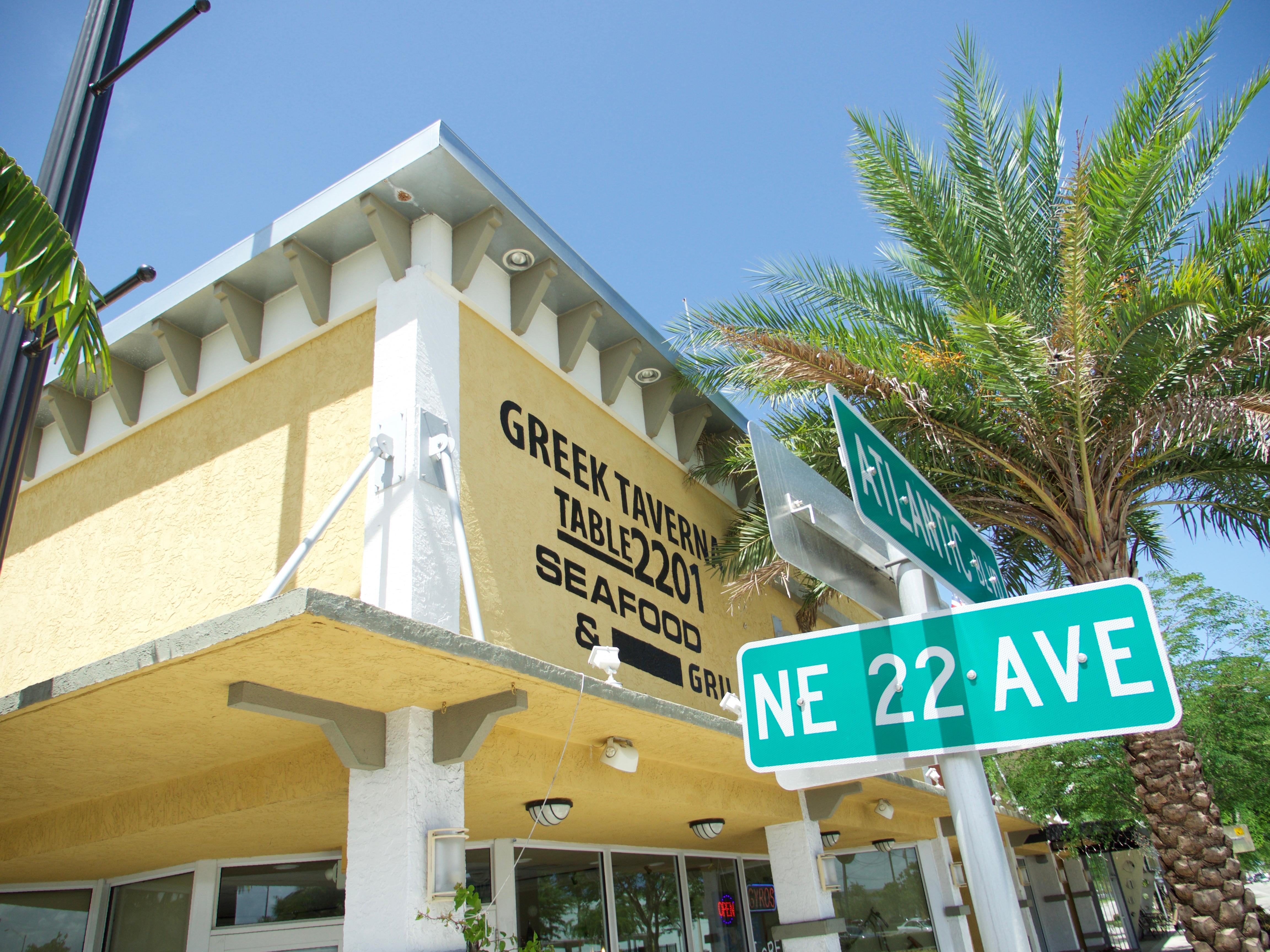 Greek Restaurants In Pompano Beach Florida