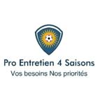 Pro Entretien 4 Saisons