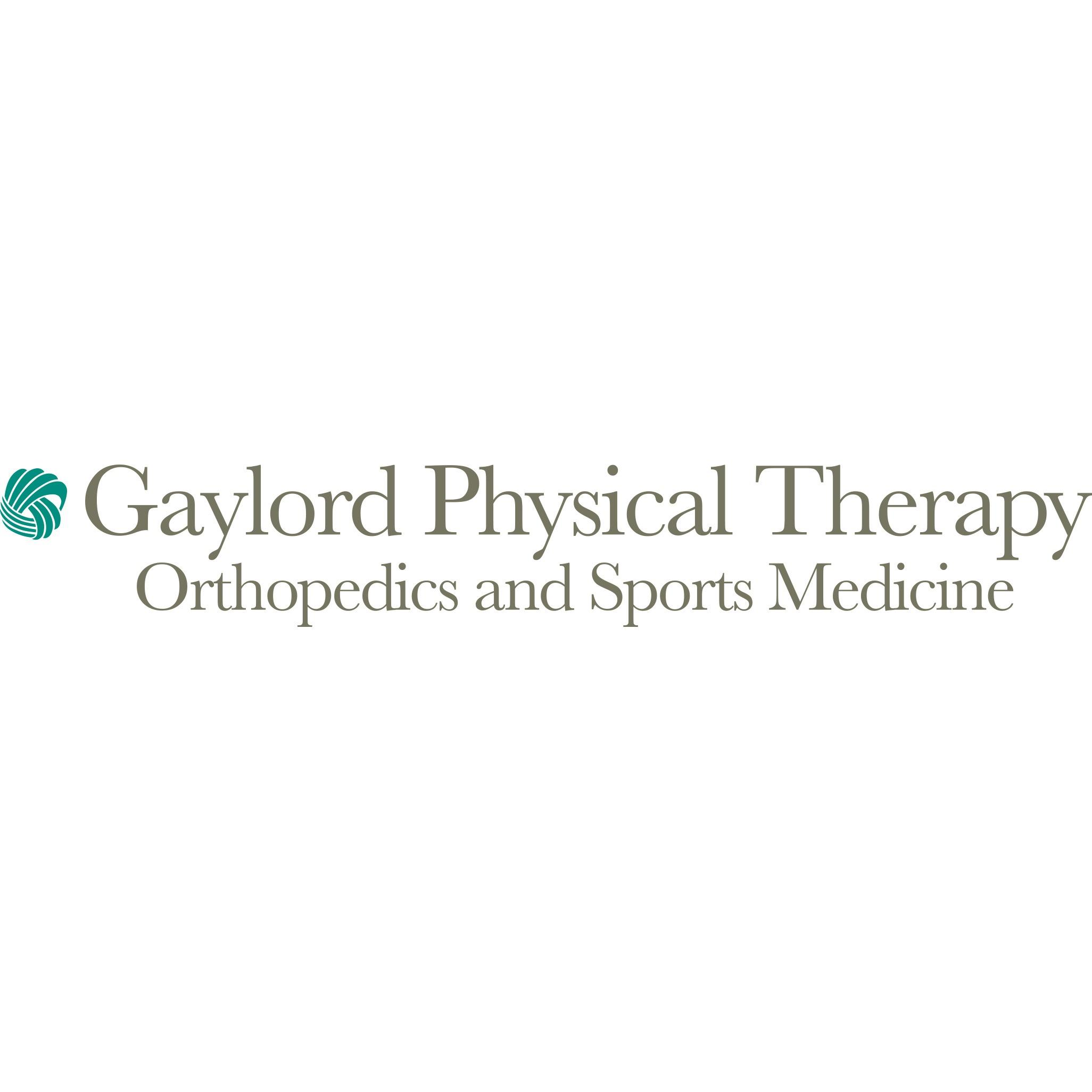 Gaylord Physical Therapy Orthopedics and Sports Medicine
