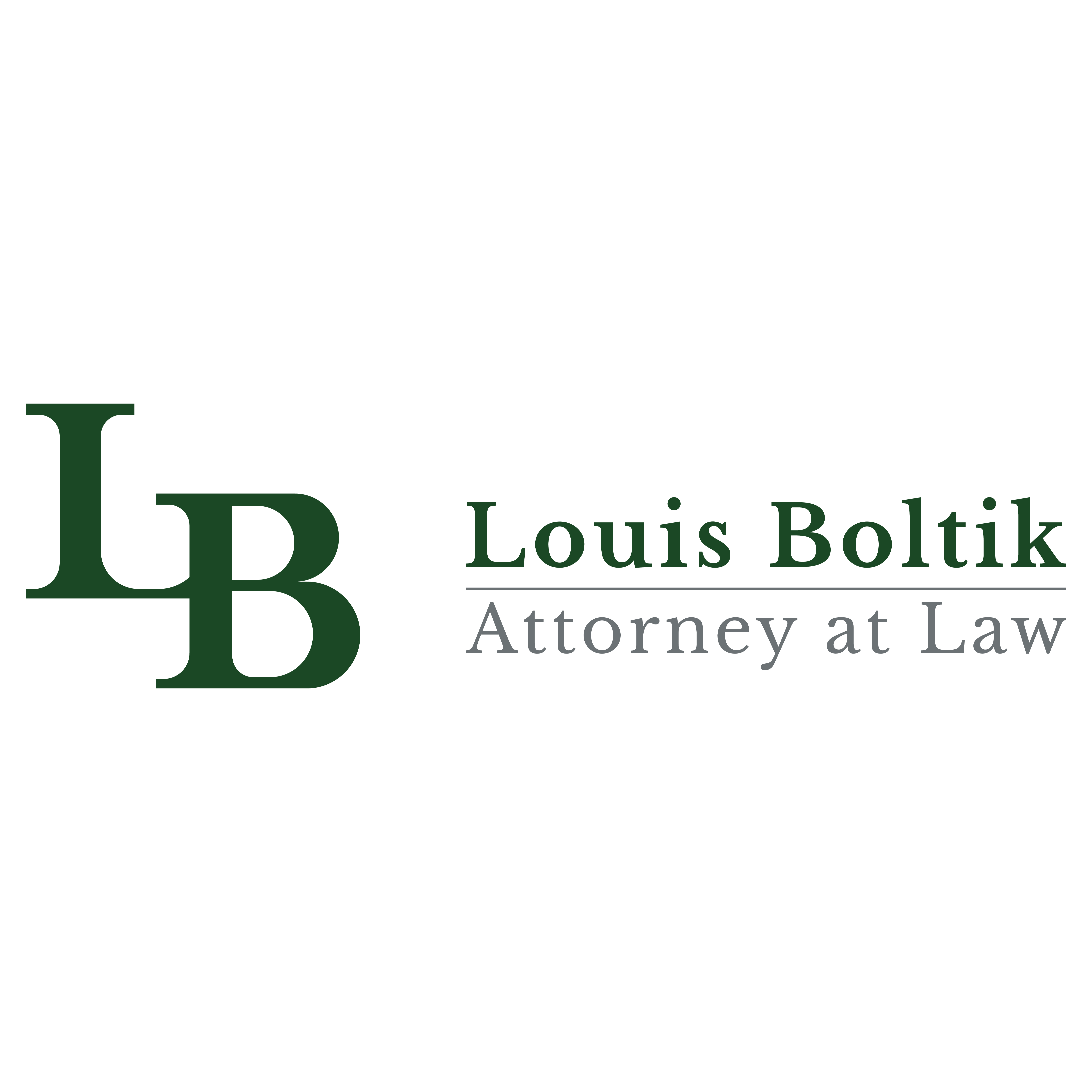 Louis W. Boltik Attorney At Law