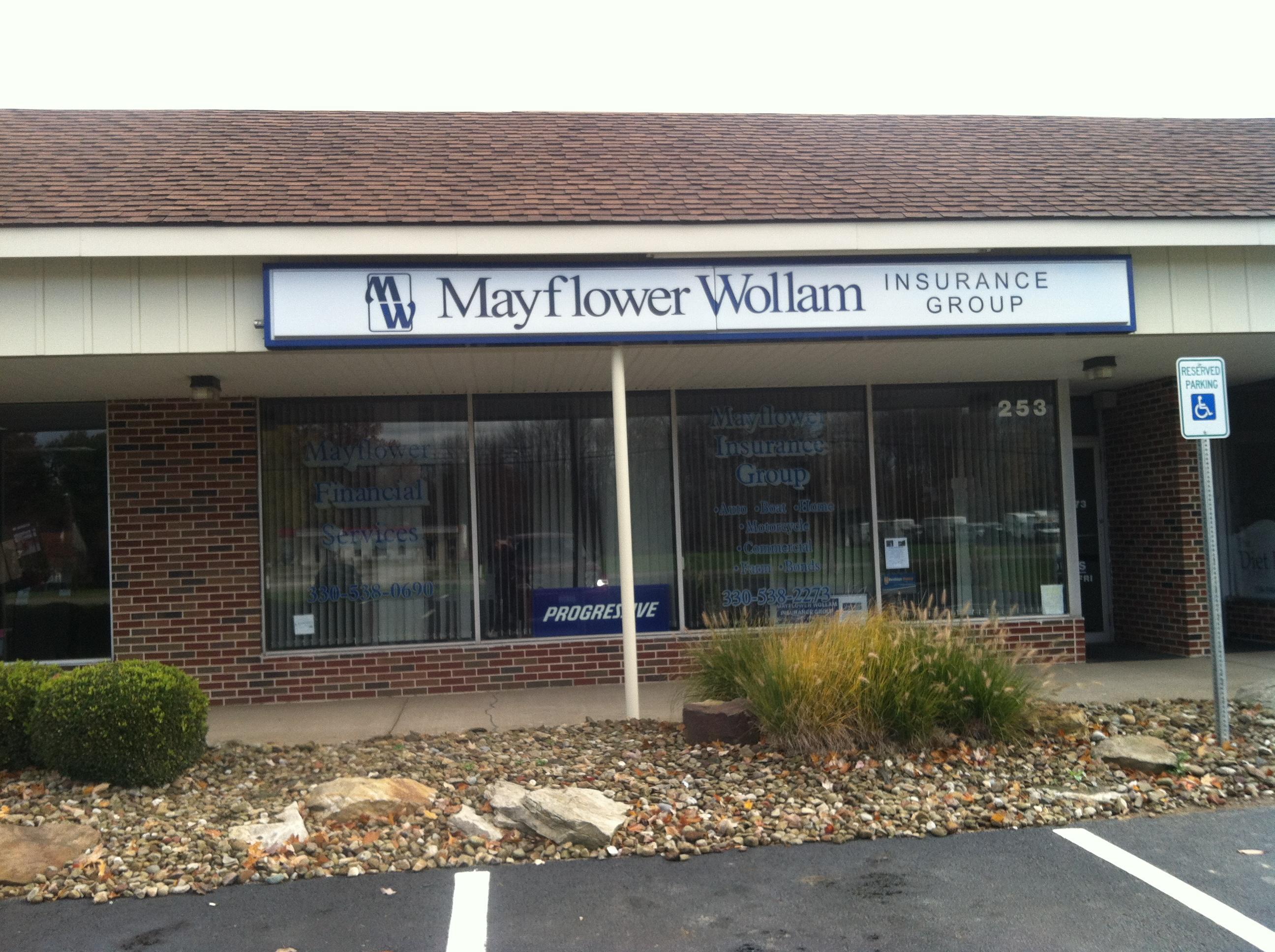Mayflower Wollam Insurance Group