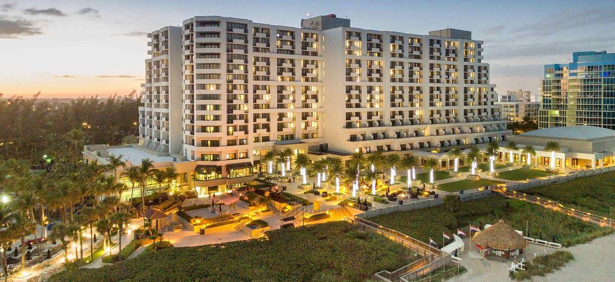 Fort lauderdale marriott harbor beach resort spa coupons for Hotel spa resort near me