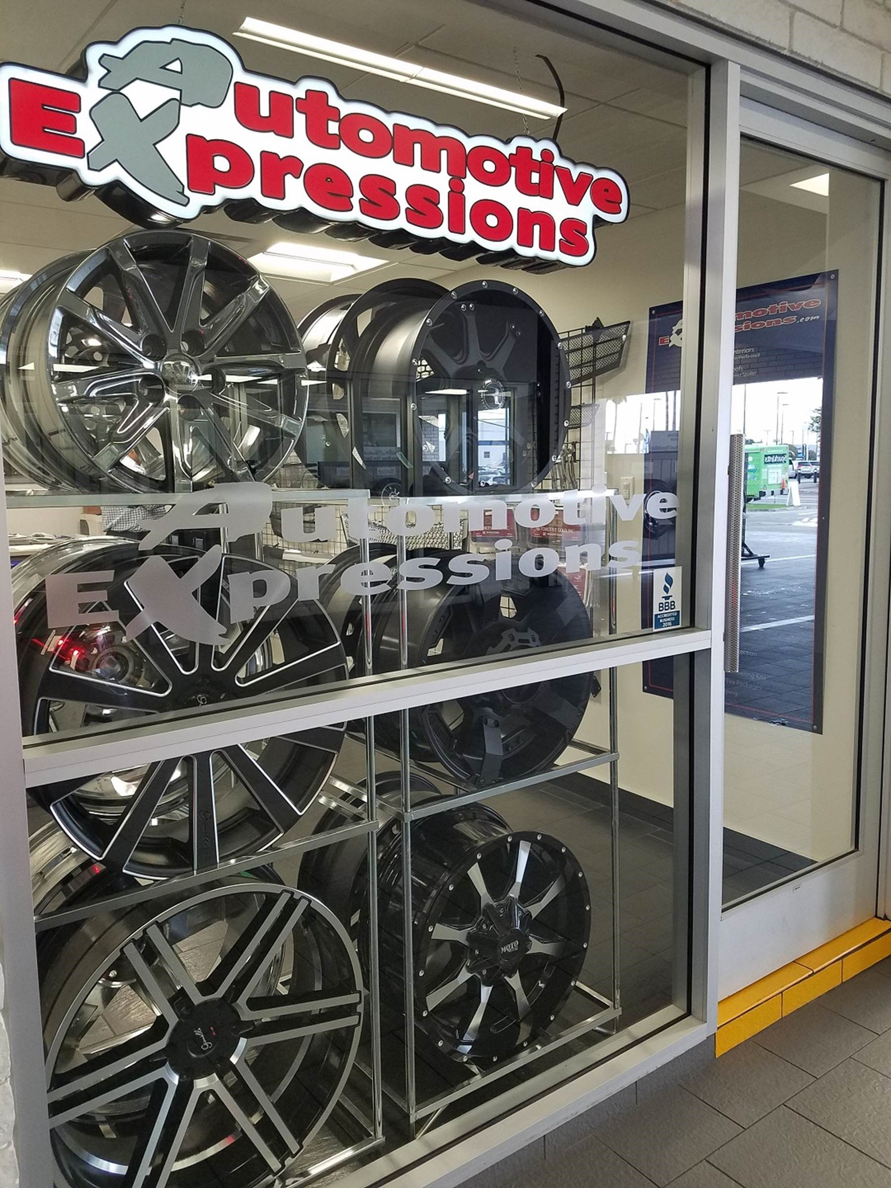 Automotive Expressions Phoenix Arizona Az
