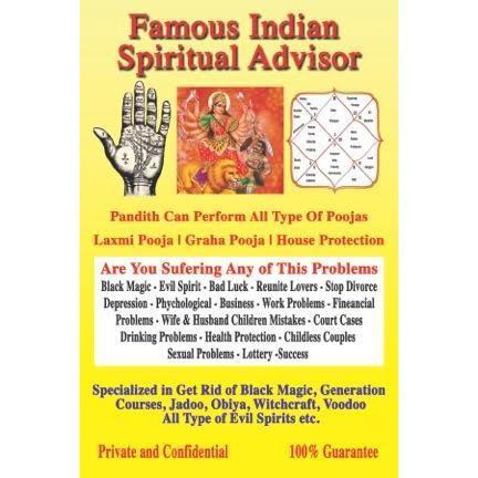 Indian Spiritual Healer