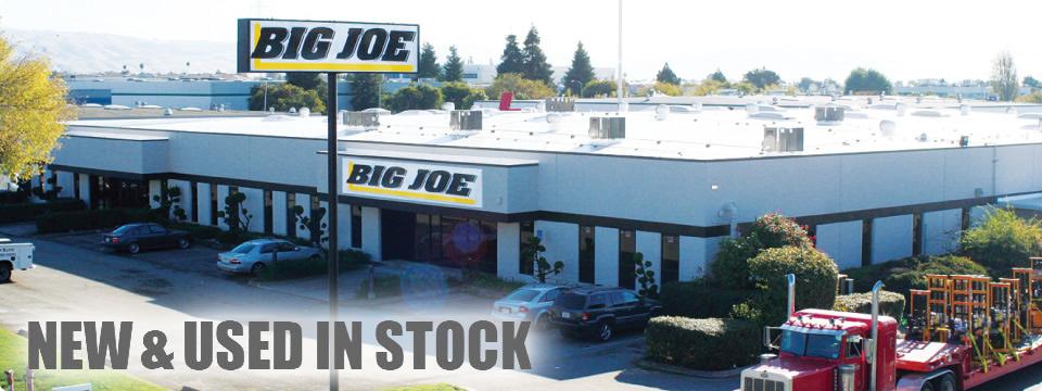 Big Joe California Incorporated
