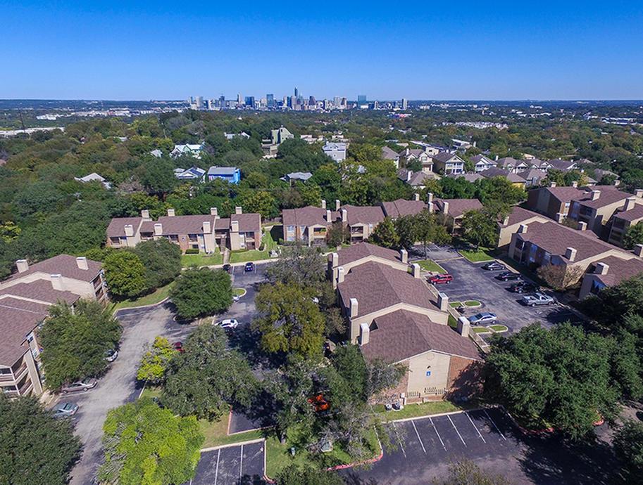Stoney Ridge Apartments Austin