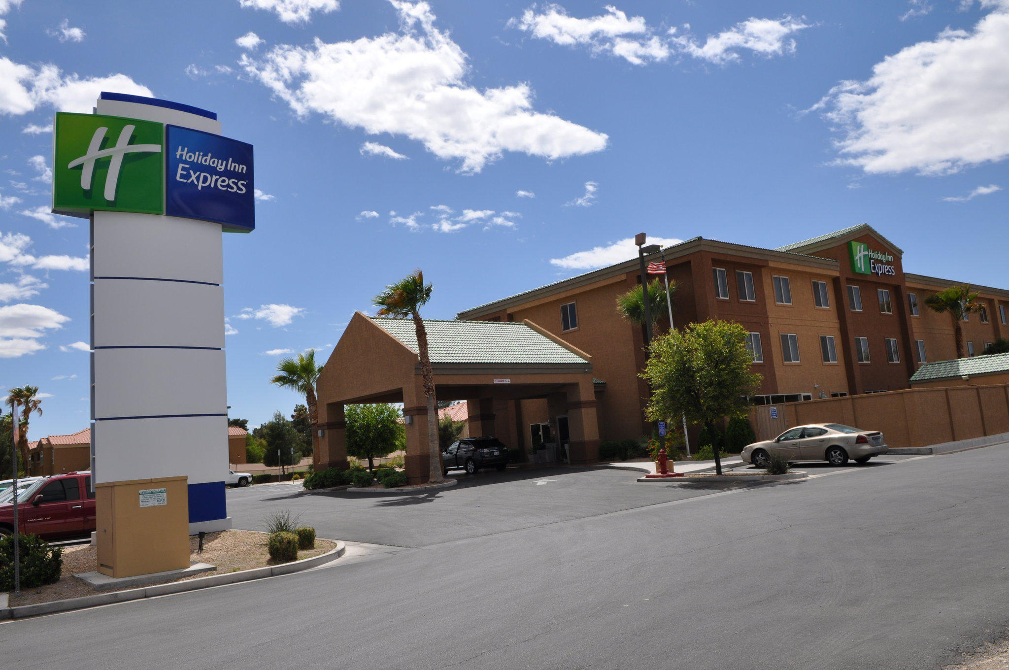 Holiday Inn Express Las Vegas-Nellis