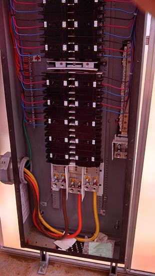 Panel upgrades GJ Electric LLC Grand Junction (970)424-0983