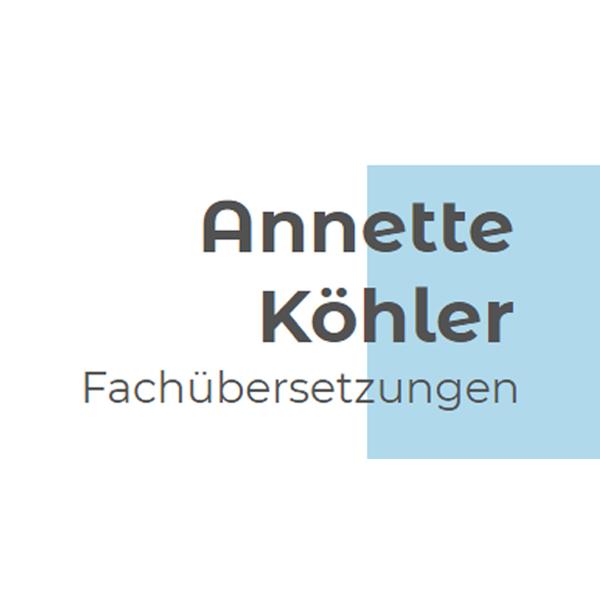 Bild zu Annette Köhler Diplom-Übersetzerin in Gladbeck