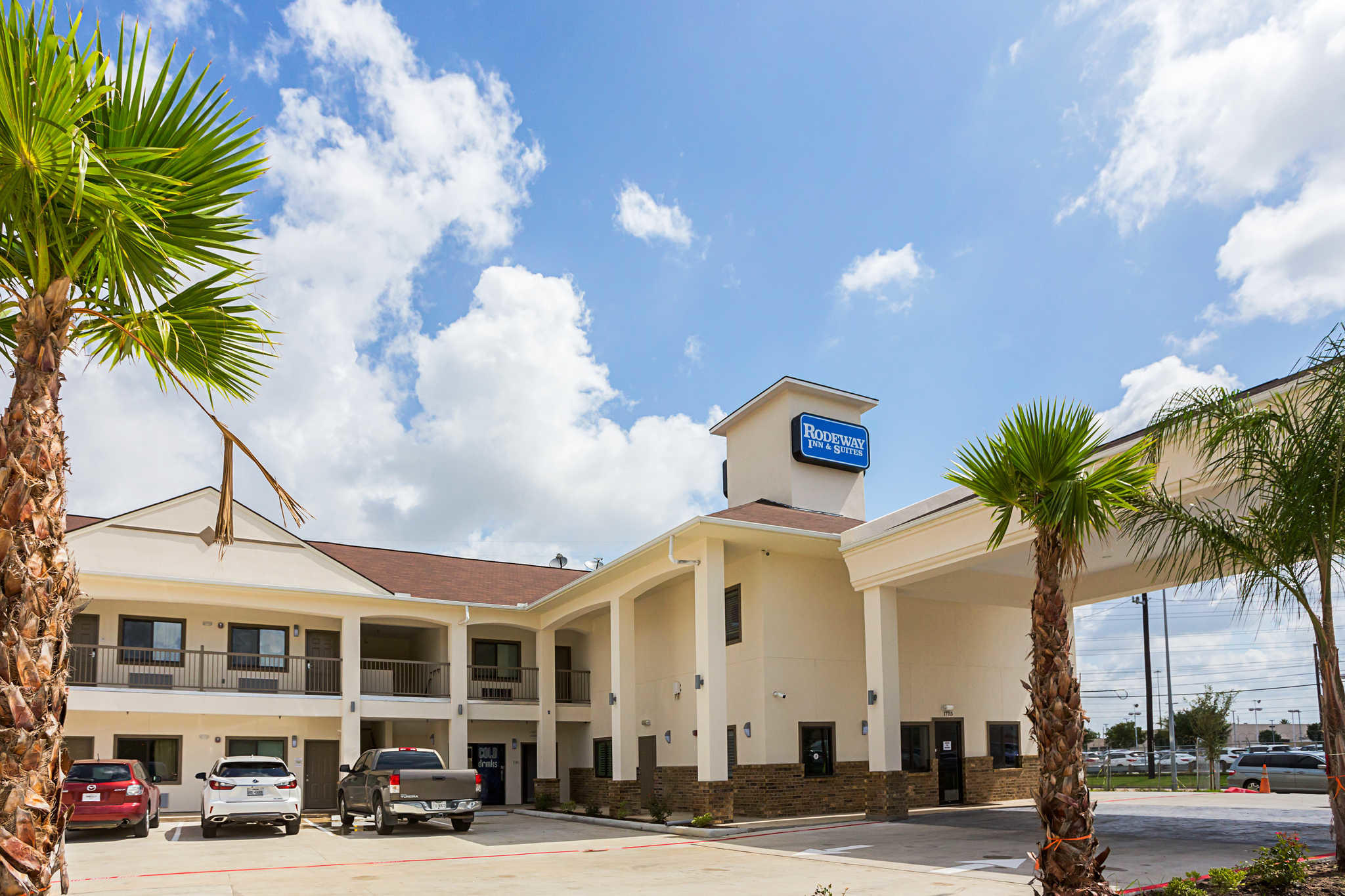 Rodeway inn suites houston i 45 north near spring Hilton garden inn houston cypress station