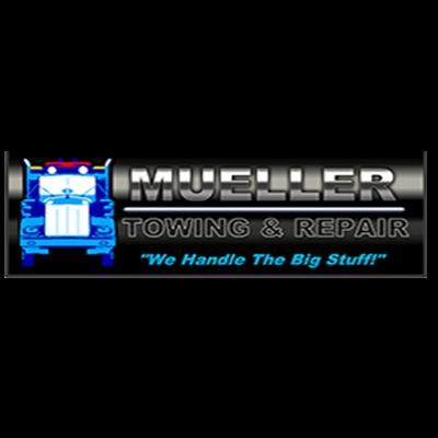 Mueller Towing & Repair - Sturgeon Bay, WI 54235 - (920)743-8805 | ShowMeLocal.com