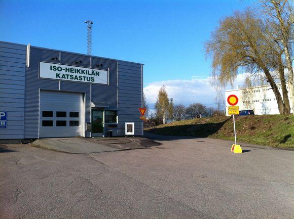 Iso-Heikkilän Katsastus
