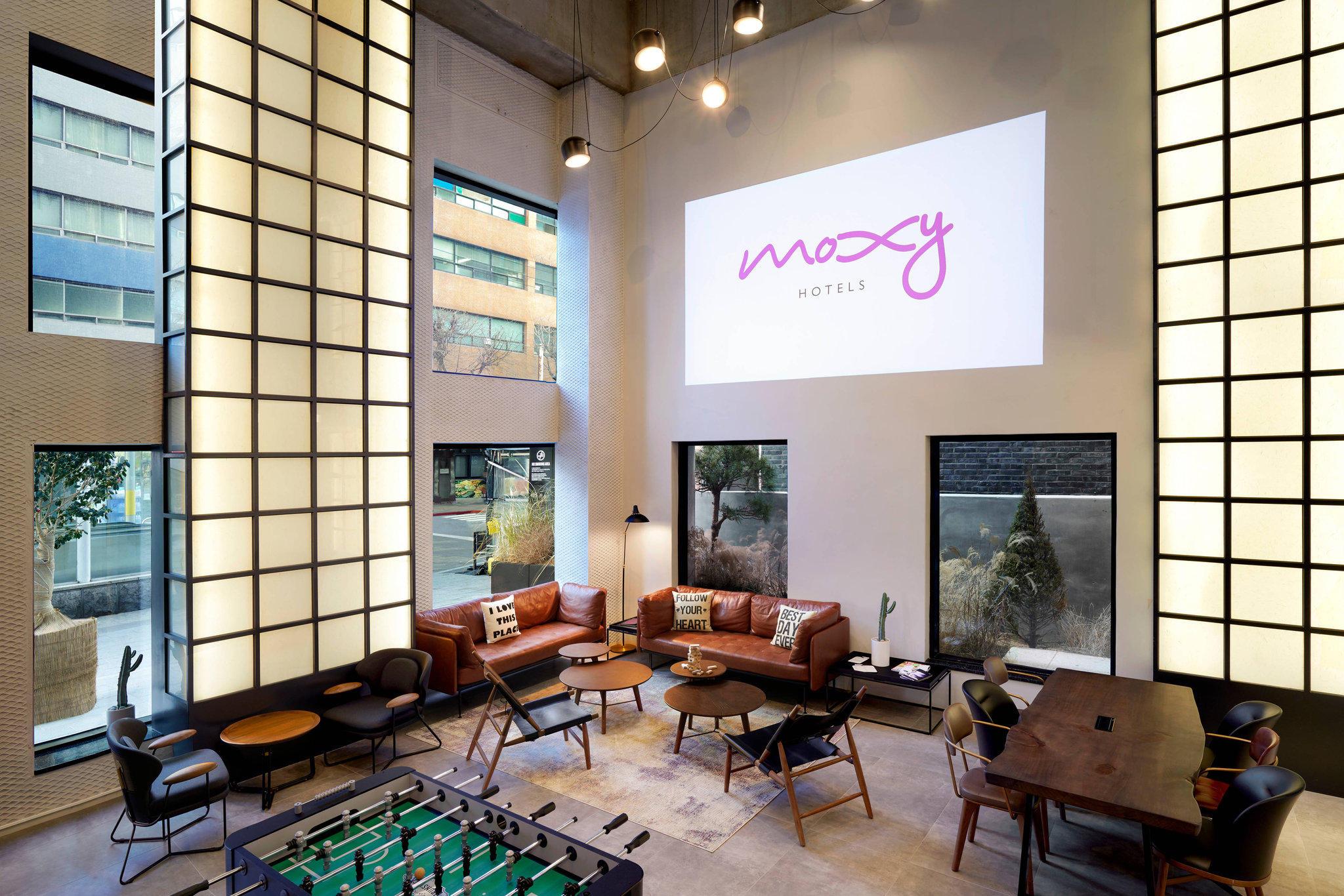 Moxy Seoul Insadong