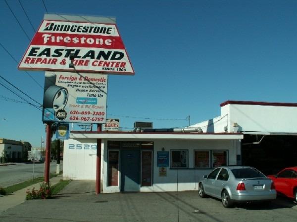 Eastland Repair & Tire - West Covina, CA