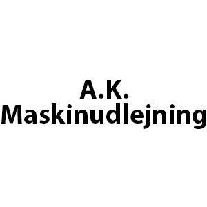 AK Maskinudlejning