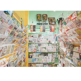 Librairie Limasson in Montréal: Vous souhaitez une carte ?