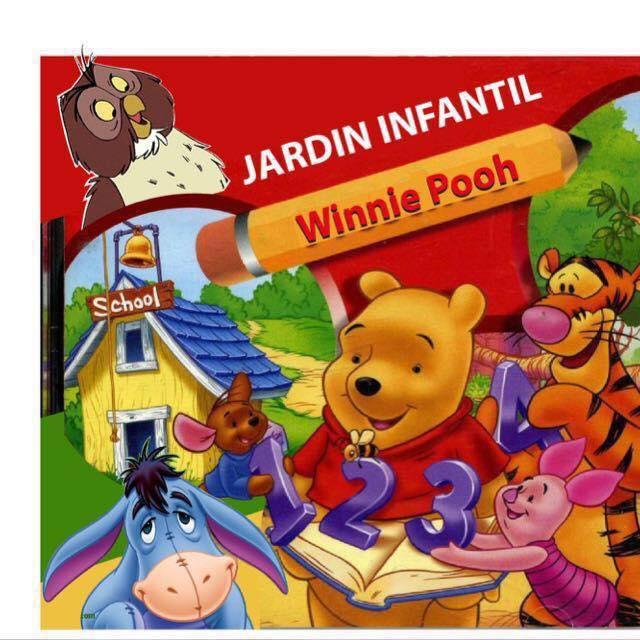 Jardin Infantil Winnie Pooh