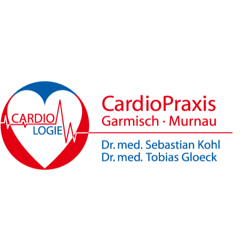 Logo von CardioPraxis Garmisch Dr.med. S. Kohl, Dr.med. Tobias Gloeck