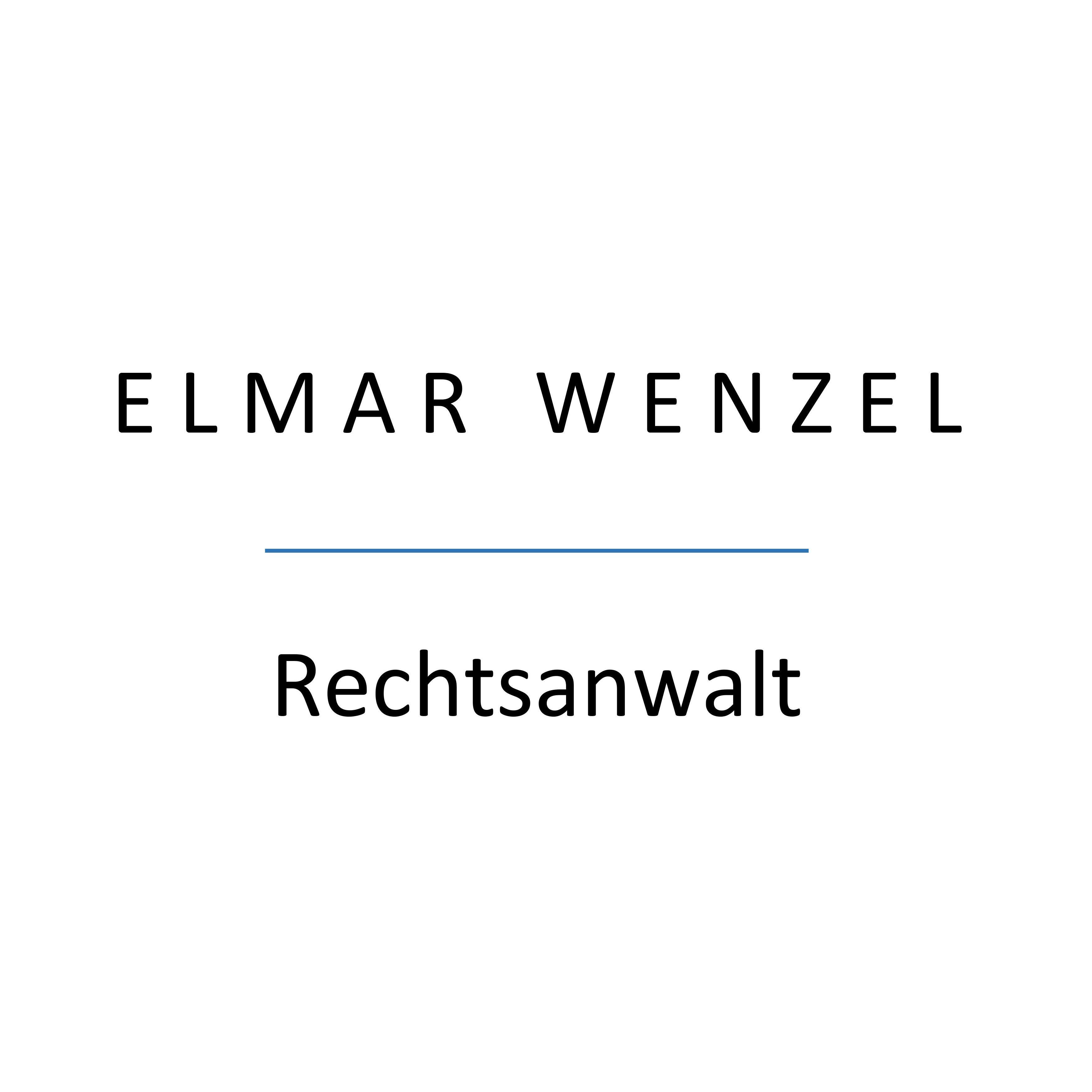 Bild zu Elmar Wenzel Rechtsanwalt in Aschaffenburg