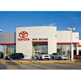 toyota of new orleans in new orleans la auto dealers yellow pages directory inc. Black Bedroom Furniture Sets. Home Design Ideas