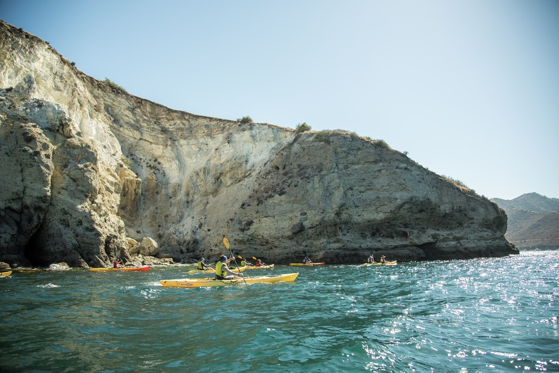 Introduction to Coastal Kayaking Class