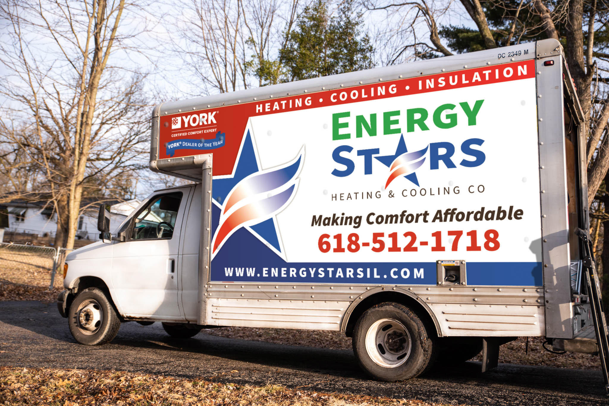 Energy Stars Heating & Cooling Co