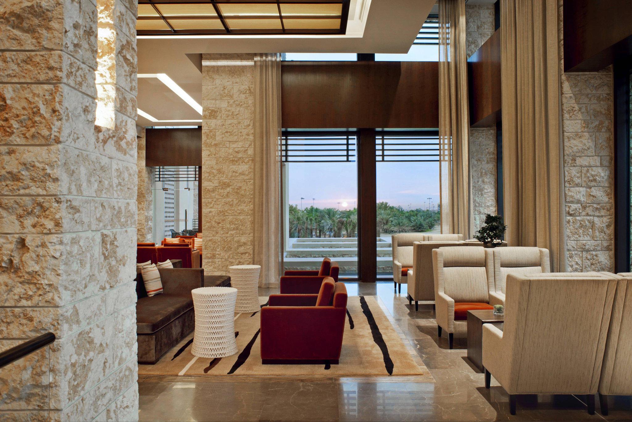 The Westin Abu Dhabi Golf Resort & Spa
