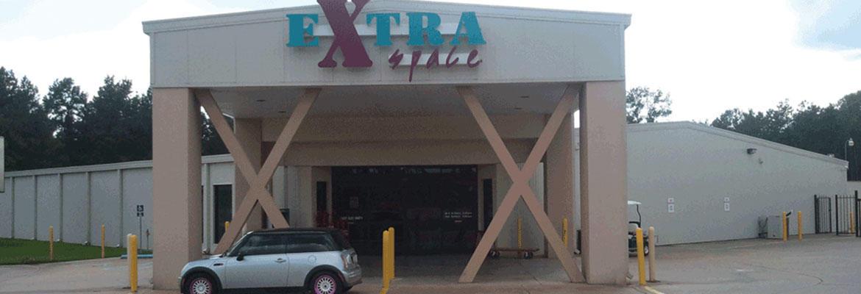 Extra Space Leesville In Leesville La 71446