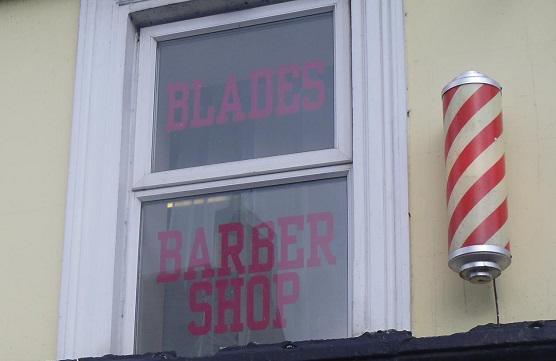 Blades Barbershop 4