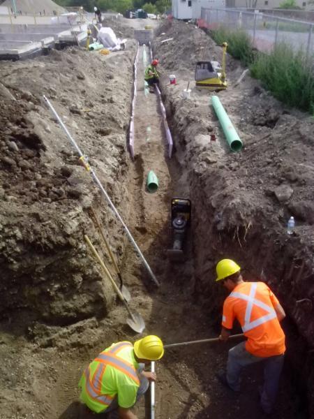 Binnie GE Haulage & Excavation