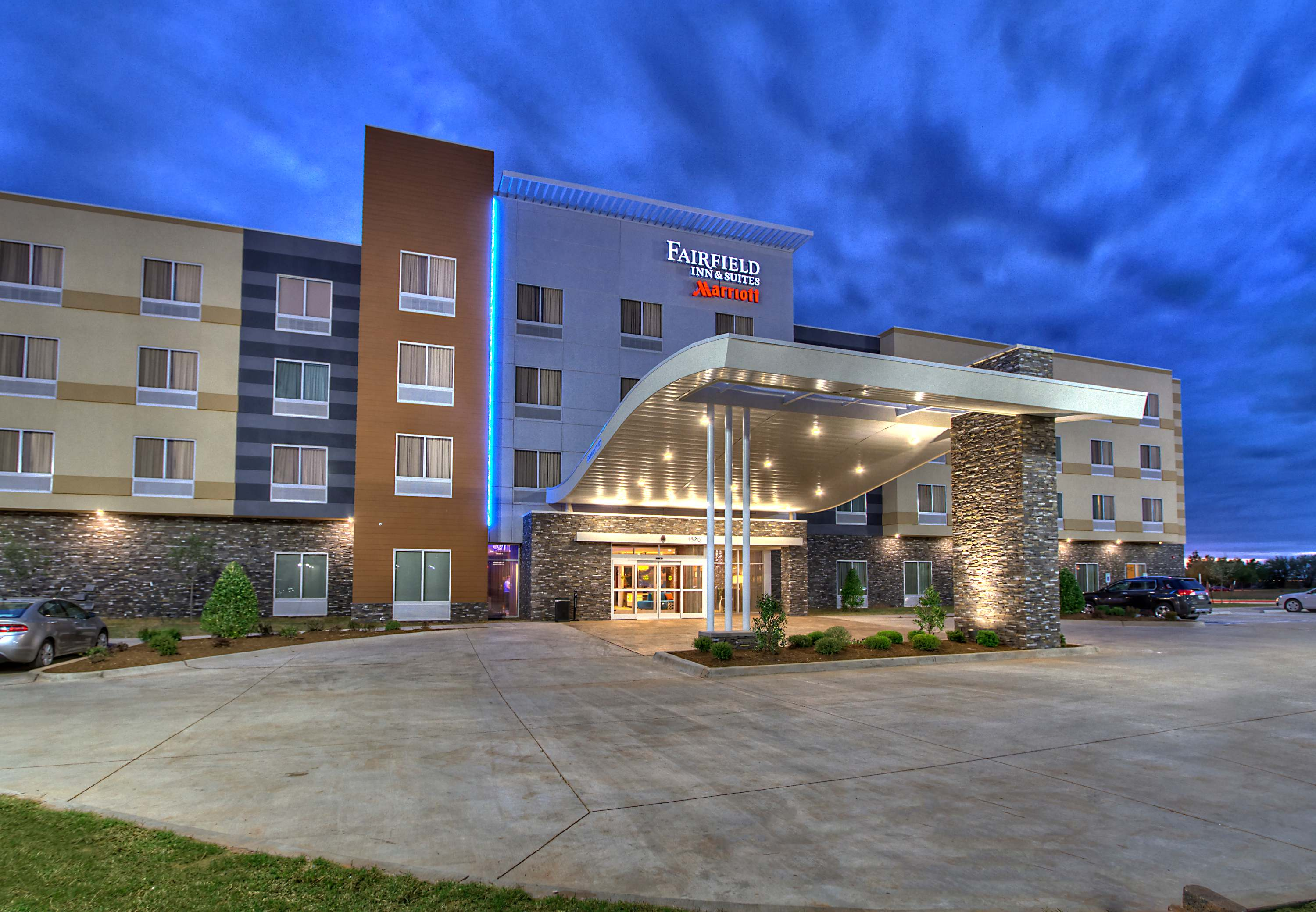 Fairfield inn suites by marriott oklahoma city yukon The fairfield