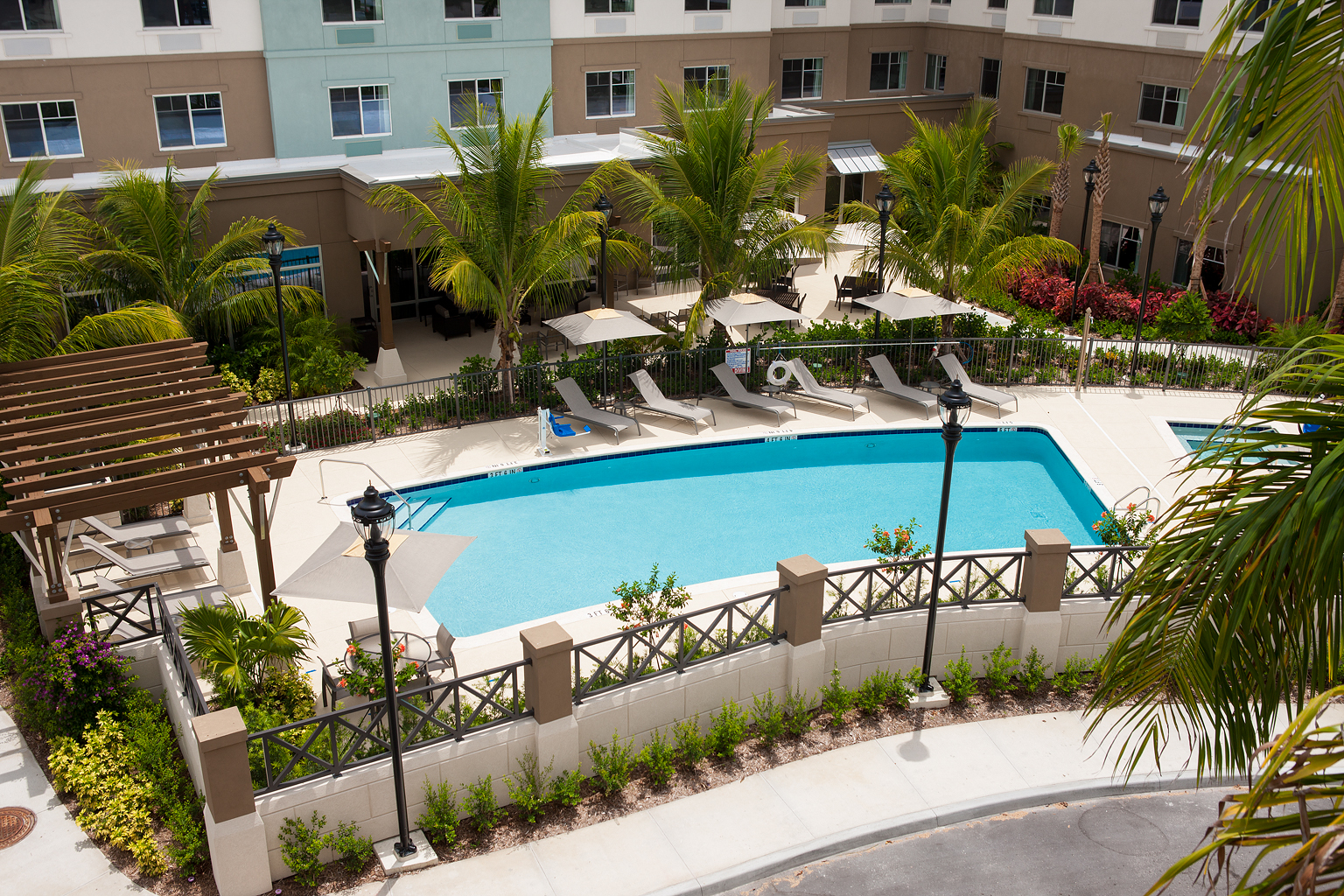 Courtyard By Marriott Palm Beach Jupiter Jupiter Florida Fl
