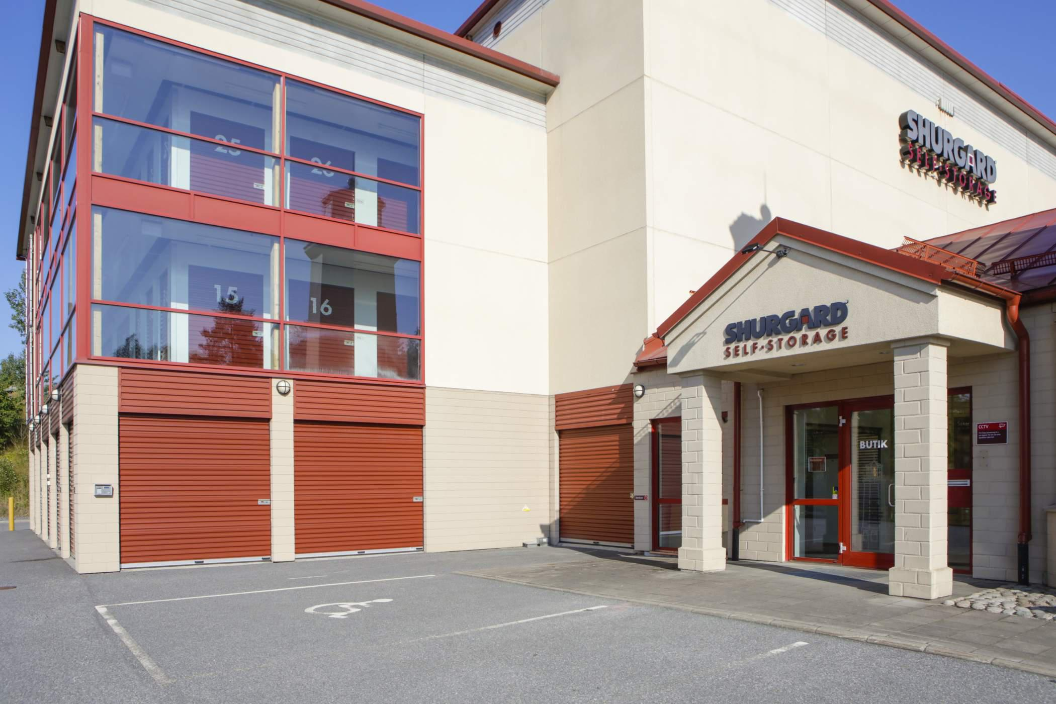 Shurgard Self-Storage Nacka