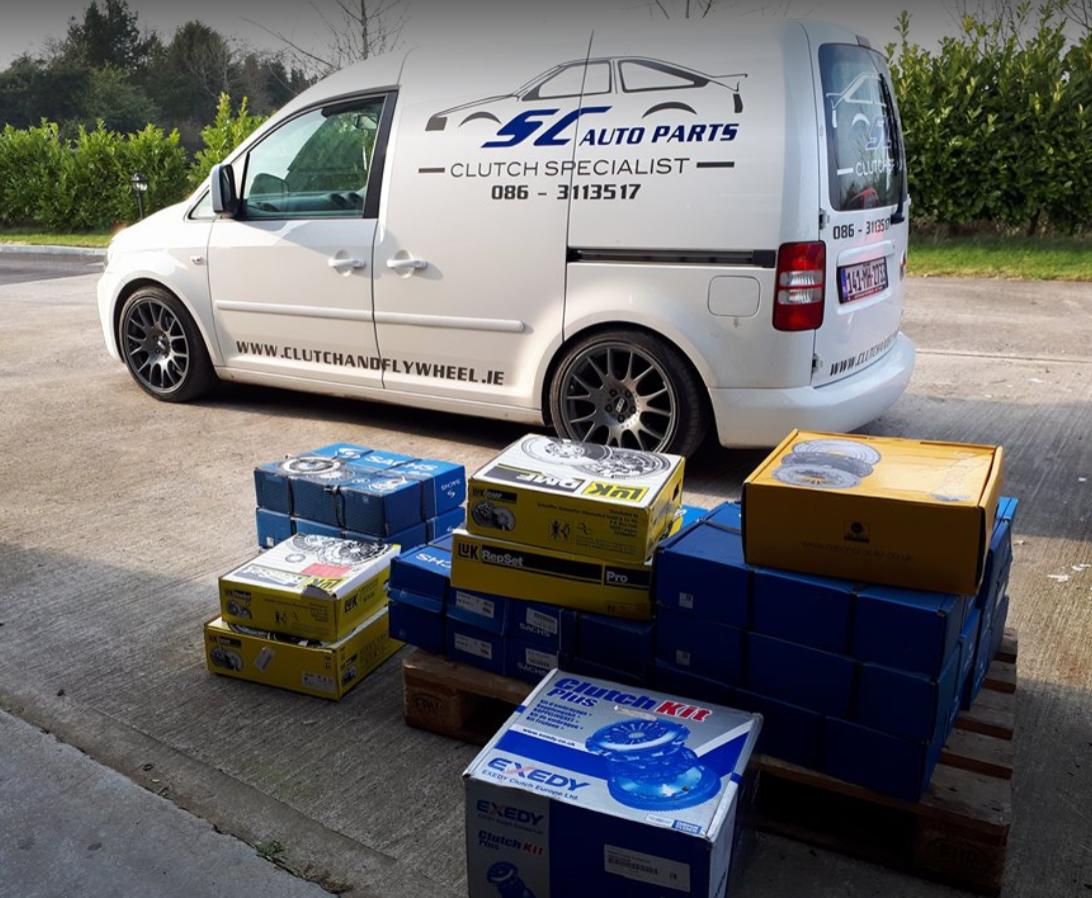 SC Auto Parts Clutch + Flywheel Kits
