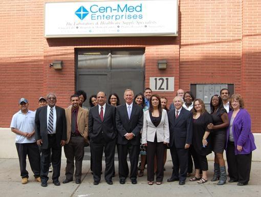 Cen-Med Enterprises - ad image
