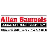 Allen Samuels Chrysler Dodge Jeep Ram Waco - Waco, TX 76712 - (254)848-6200 | ShowMeLocal.com