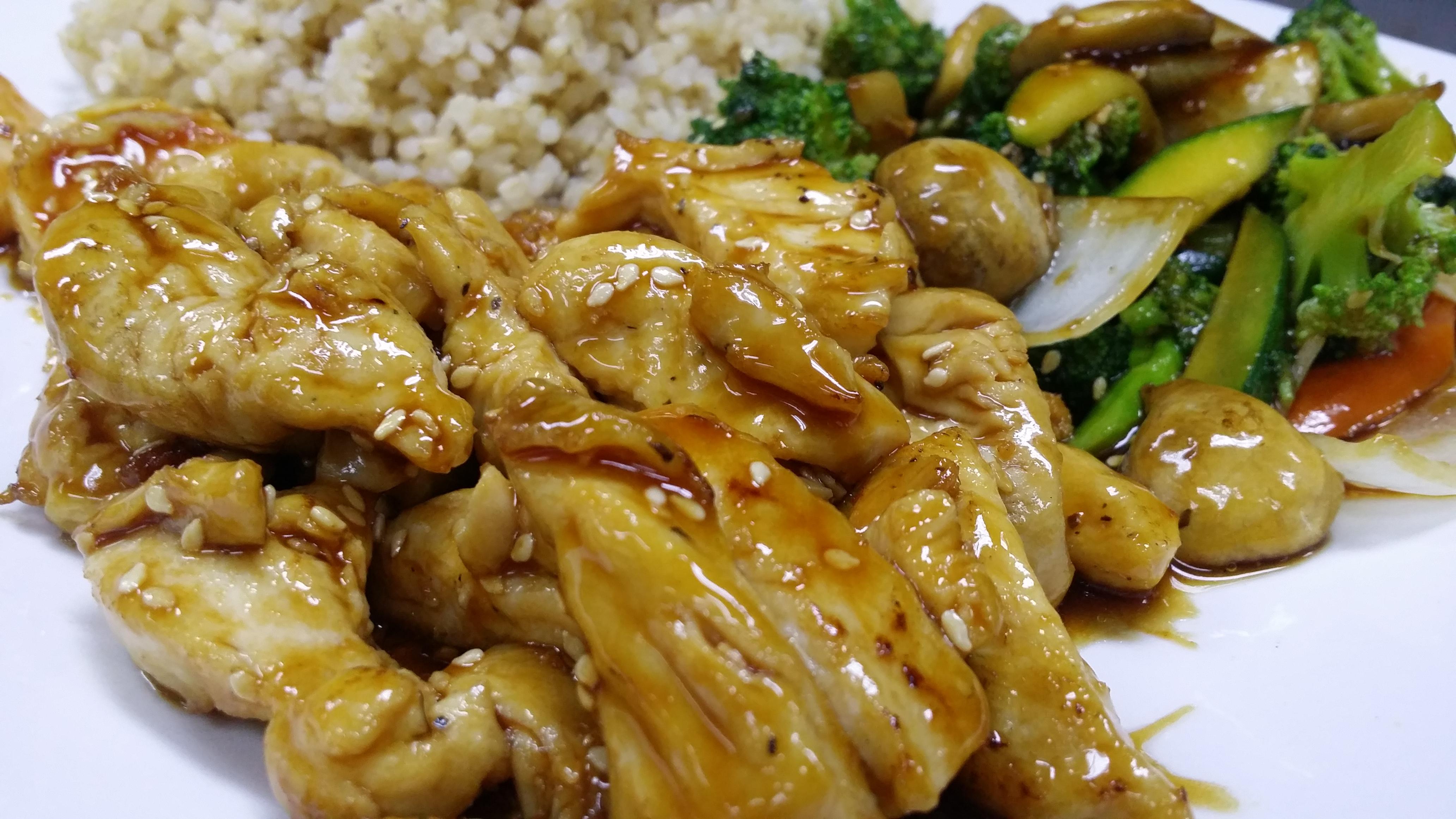 Hibachi Chinese Food Near Me