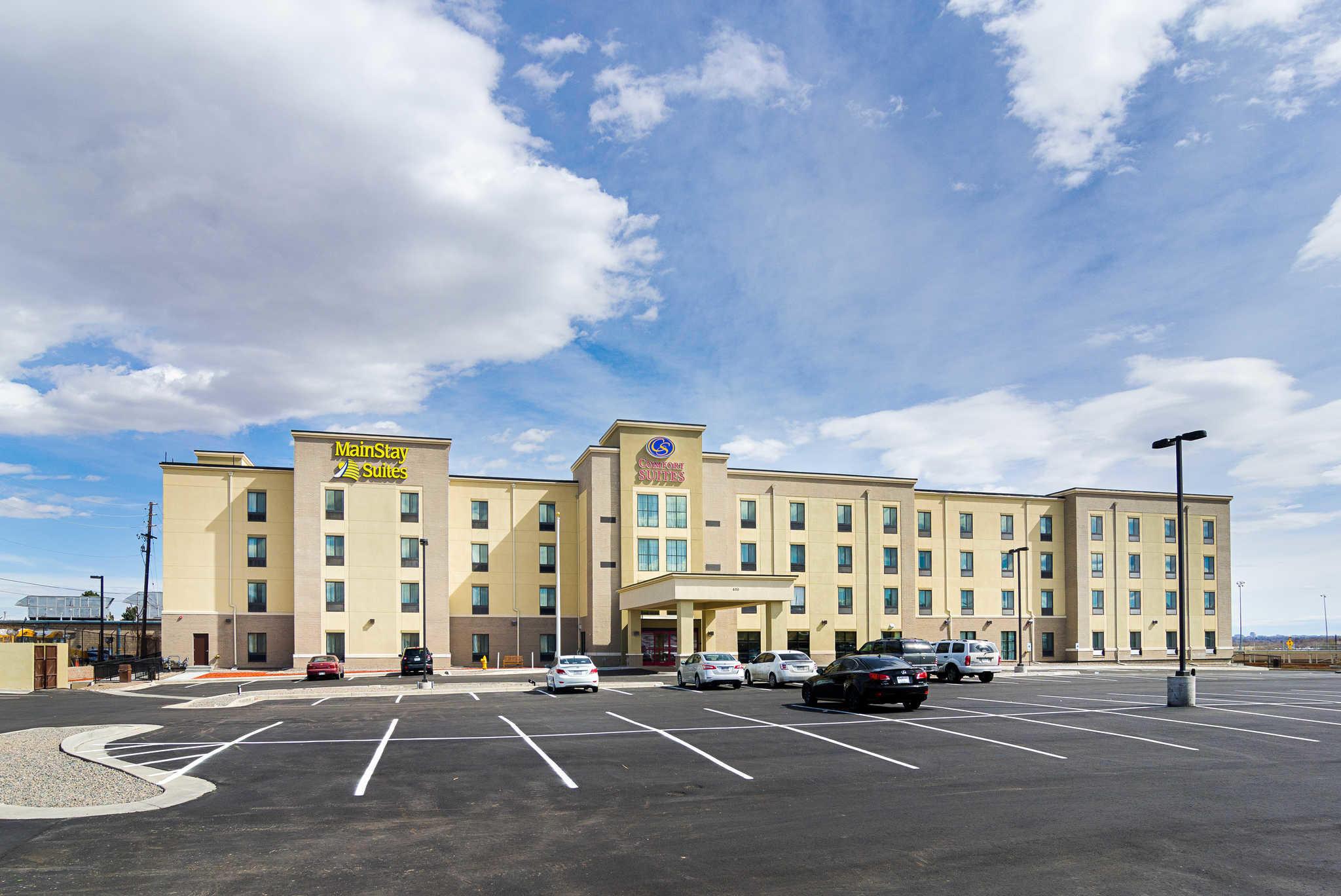 Comfort Suites Near Denver Downtown Denver Colorado