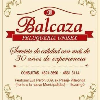 PELUQUERIA BALCAZA