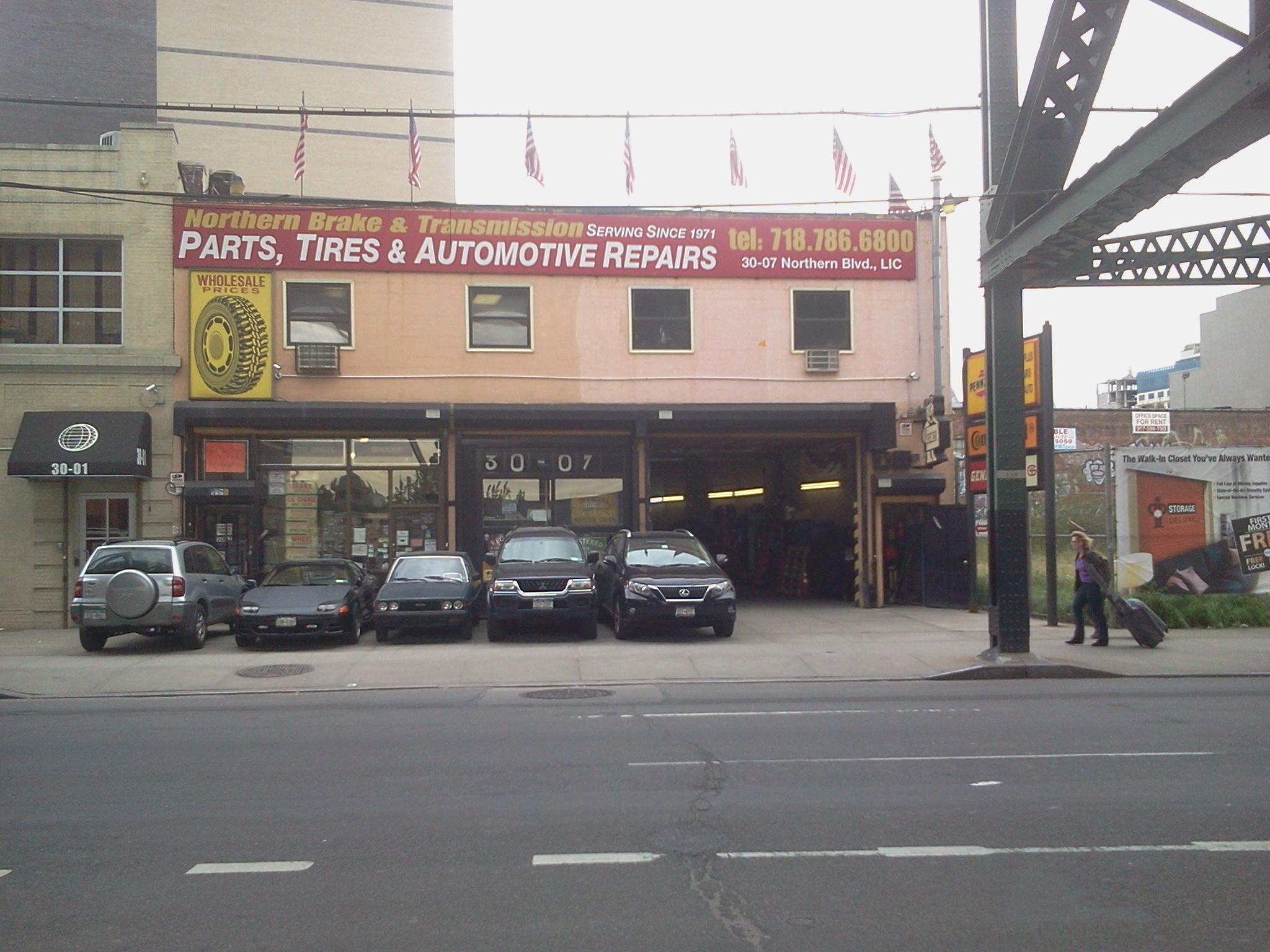 Northern Auto Repair Long Island City
