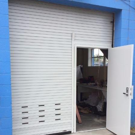 Action Door & Opening Devices